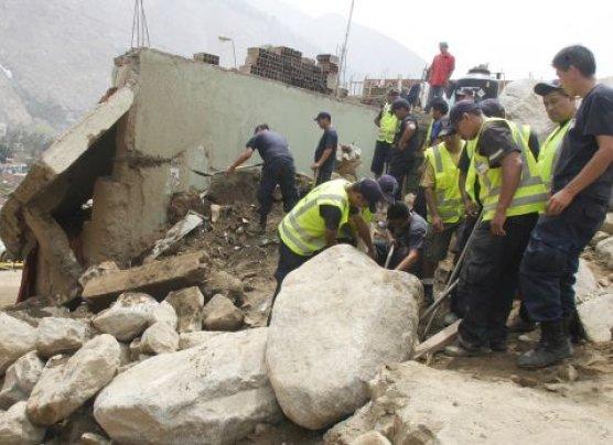 Fenómeno de El Niño: declaran en emergencia Lima y 13 regiones