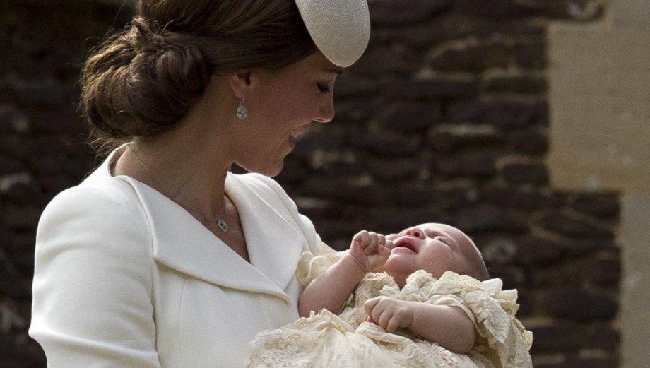 Princesa Charlotte: mira las mejores fotos de su bautizo