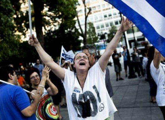 """Grecia: El """"No"""" ganó en referéndum clave para futuro de Europa"""