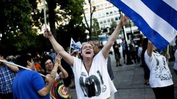 Grecia: Rotundo triunfo del No en referéndum clave para Europa