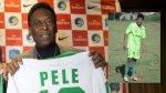 Nieto de Pelé Octavio Felinto se probará en el Cruzeiro - Noticias de cáncer infantil