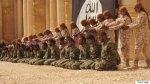 Estado Islámico usó menores para matar prisioneros en Palmira - Noticias de piezas arqueologicas