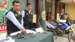 Policía detiene a dos extorsionadores en Nuevo Chimbote - Noticias de jose luis sanchez milla