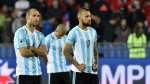 Argentina: tristeza y desazón tras perder final de Copa América - Noticias de mundial brasil 2014