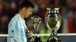 Messi y la cara de la derrota: tres finales seguidas sin ganar - Noticias de andrés iniesta