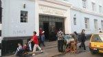 Obreros de Benavides, por Gonzalo Torres - Noticias de maternidad de lima