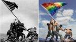 Histórica foto de EE.UU. inspiró una imagen de comunidad gay - Noticias de premio pulitzer