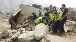 Fenómeno de El Niño: declaran en emergencia Lima y 13 regiones - Noticias de ministerio publico