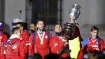Chile campeón: así se celebró Copa América en Santiago [FOTOS] - Noticias de estadio nacional