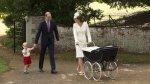 Princesa Charlotte: así se realizó su bautizo (FOTOS) - Noticias de carlos iglesias