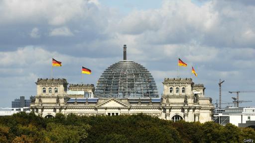 El Parlamento de Alemania no podría ser reproducido en imágenes sin autorización previa.