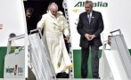 Ecuador: el Papa Francisco llegó a Sudamérica