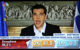 """Tsipras: """"El triunfo del """"No"""" no es una ruptura con Europa"""""""