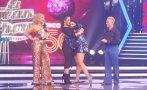 """""""El gran show"""": Así fue el debut de Mayra Couto (VIDEO)"""