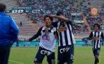 Mimbela marcó este golazo para el 3-0 de Alianza sobre Cristal
