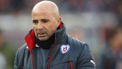 Jorge Sampaoli evalúa su continuidad en la selección chilena