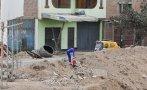 Desmonte y basura ganan terreno en la Panamericana Sur [FOTOS]