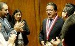 Pablo Sánchez fue elegido como nuevo fiscal de la Nación