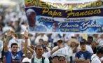 Papa Francisco celebra misa en Guayaquil entre miles de fieles