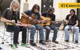 """En vivo desde """"El Comercio"""" con Frágil (VIDEO)"""