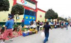 Breña: venden productos en la calle tras incendio en mercado