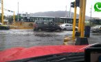 WhatsApp: la llovizna en Lima causó estos problemas