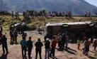 Fatal accidente en Cusco: 3 muertos por choque entre bus y auto