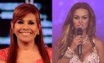 Angie Arizaga pidió a Magaly Medina no difunda sus audios