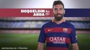 Arda Turan ya es del Barcelona: club anunció fichaje del turco
