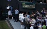 Frenaron a Djokovic: postergaron su partido por falta de luz