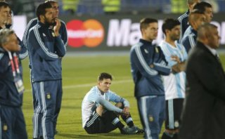 """Lionel Messi: """"No hay nada más doloroso que perder una final"""""""