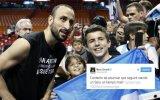 Emanuel Ginóbili anunció que seguirá en San Antonio Spurs