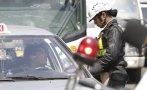 Sentencian a 121 choferes por intentar 'coimear' a policías