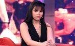 Colombiana Greisy Ortega dio a luz en el Perú
