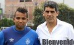 Junior Ponce jugará el Clausura en la Universidad San Martín