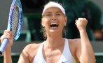 Wimbledon: Sharapova venció a Diyas y avanzó a cuartos de final