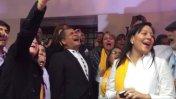Ecuador: Rafael Correa le canta al papa Francisco [VIDEO]