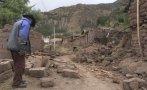 Cusco: daños en viviendas y vías bloqueadas a causa de sismo