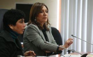 "Procuradora Julia Príncipe: ""Estoy preparada para todo"""