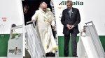 El Papa Francisco llegó a Ecuador e inicia visita a Sudamérica - Noticias de anne malherbe