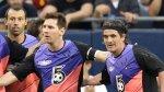 Messi: así lo defendió Ortega ante críticas de 'pecho frío' - Noticias de ariel ortega