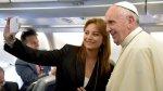 Regalos, selfies y bendiciones: El vuelo del Papa a Ecuador - Noticias de marcas de relojes