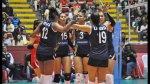 Vóley: Perú venció a Kazajistán y clasificó al Final Four - Noticias de coliseo gran chimú