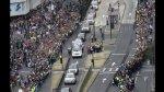 Las postales de la llegada del papa Francisco a Ecuador - Noticias de america latina