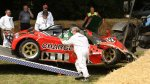 YouTube: Mazda 767B acaba destruido en Goodwood - Noticias de accidente