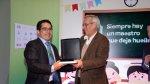 Día del maestro: profesor motiva con la tecnología en Cajamarca - Noticias de niños orgullosos