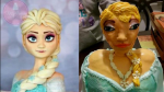 """Ordenó torta de Elsa de """"Frozen"""" para su hija y les llegó esto - Noticias de"""