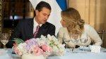 Enrique Peña Nieto y un gesto de su esposa que lo avergonzó - Noticias de diario el comercio