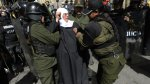 """Bolivia: """"Monjas embarazadas"""" protestan por la visita del Papa - Noticias de niña violada"""