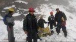 Puno: rescatan cuerpo de la sexta víctima que dejó avalancha - Noticias de julian walter quispe